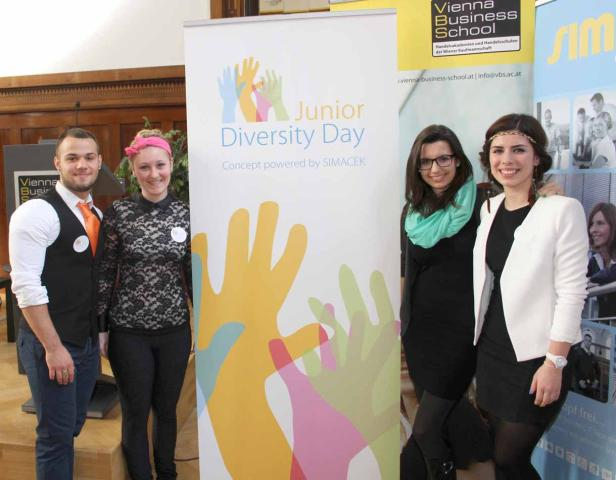 Junior Diversity Day, HAK Hamerlingplatz