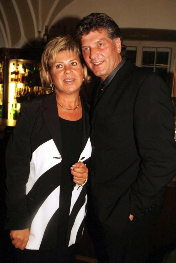 Marianne Michael Hartl Hochzeit Nach 40 Jahren Kurierat