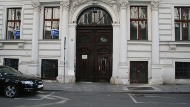 Firtash wurde vom Bundeskriminalamt in der Schwindgasse 5 in Wien verhaftet