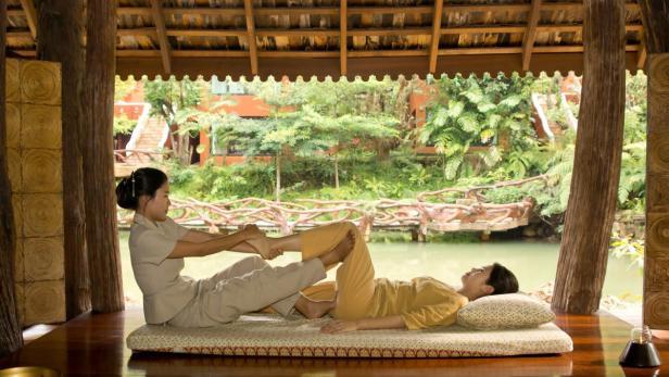 Thailand - Chiang Mai - Panviman Spa Resort…