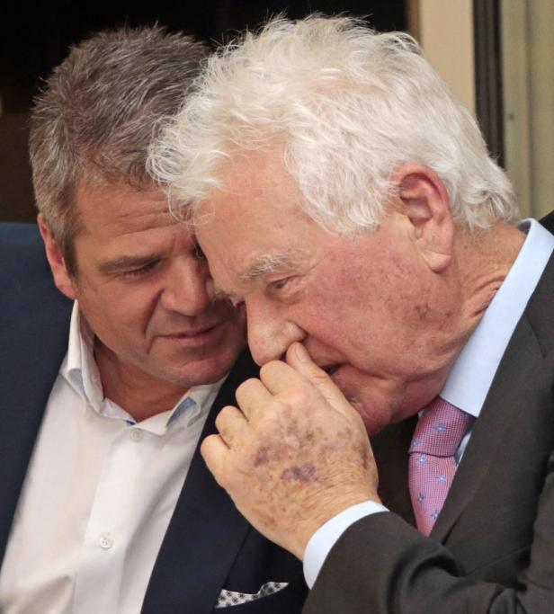 Gerhard Köfer, Frank Stronach: Erstmals auf dem Wählerprüfstand