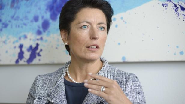 VP-Justizsprecherin Steinacker:Wurde als Beschuldigte geführt