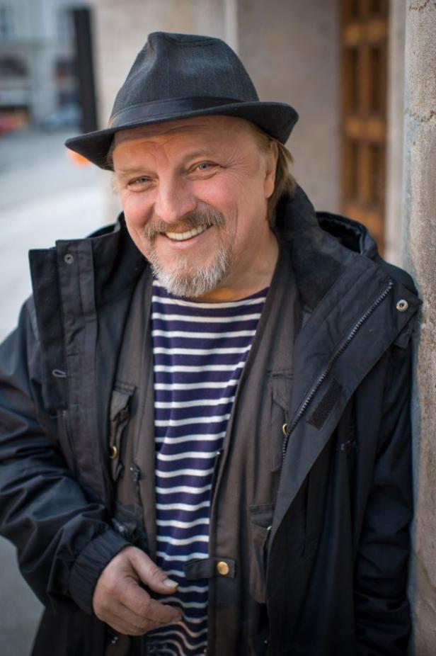 Berlin, den 10.02.2013 Axel Prahl in der Volksbue…