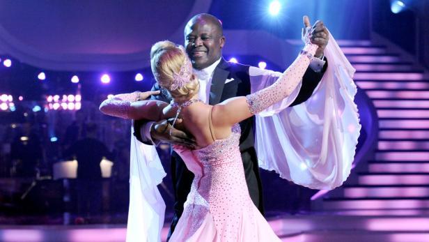 "ORF-""DANCING STARS"" 2013:  MARIA JAHN/BIKO BOTOWAM"