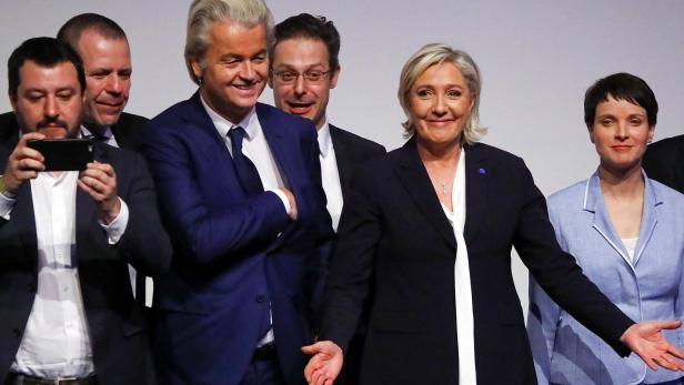 Le Pen, Wilders, Petry und Co.