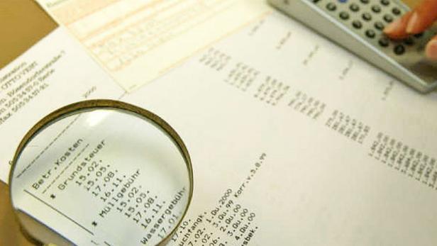 Die Hausverwaltung muss jährlich eine Betriebskostenabrechnung vorlegen.