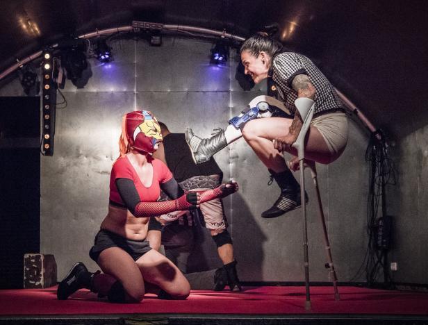 Underground Wrestling