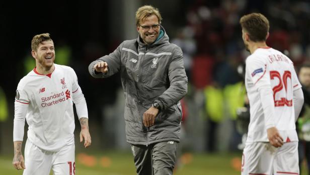 Liverpool und Klopp: Das passt.