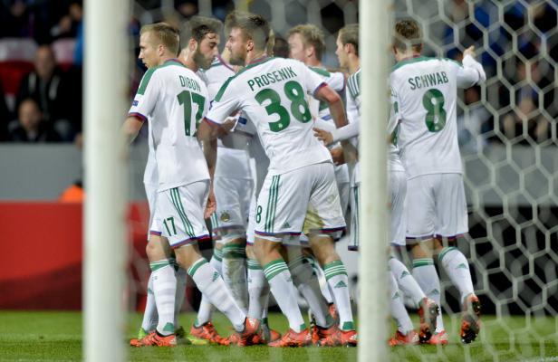 UEFA EUROPA LEAGUE: FC VIKTORIA PILSEN - SK RAPID