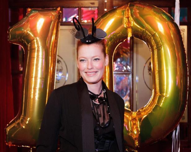 AUSTRIA 10 YEAR CELEBRATION LENA HOSCHEK