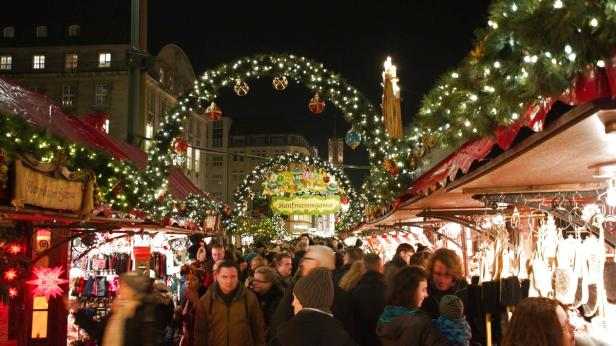 Weihnachtsmärkte in Norddeutschland…