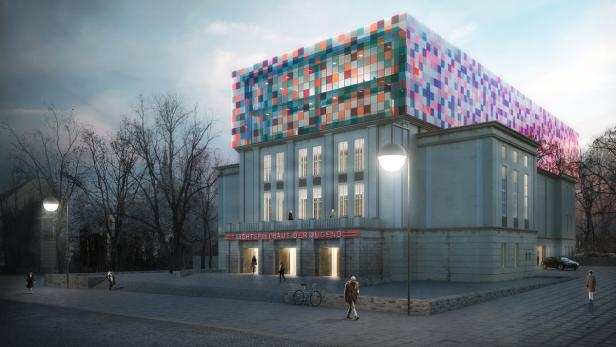 Caroline Holzmann will das Frankfurter Lichtspieltheater zu einem Ort des urbanen, öffentlichen Lebens werden lassen.