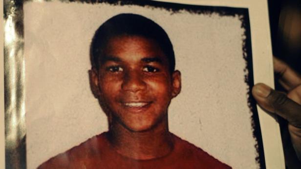 Das Opfer Trayvon Martin