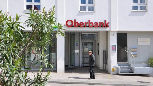 Oberbank: Großer Aufschlag
