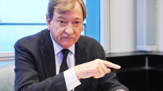 Geht in Pension: AK-Präsident Herbert Tumpel