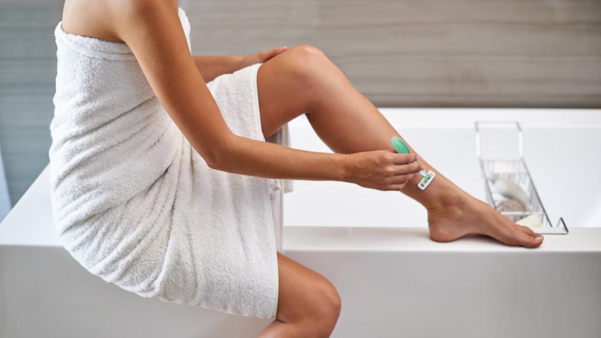 Dieses Rasur-Produkt verhindert trockene Beine   kurier.at