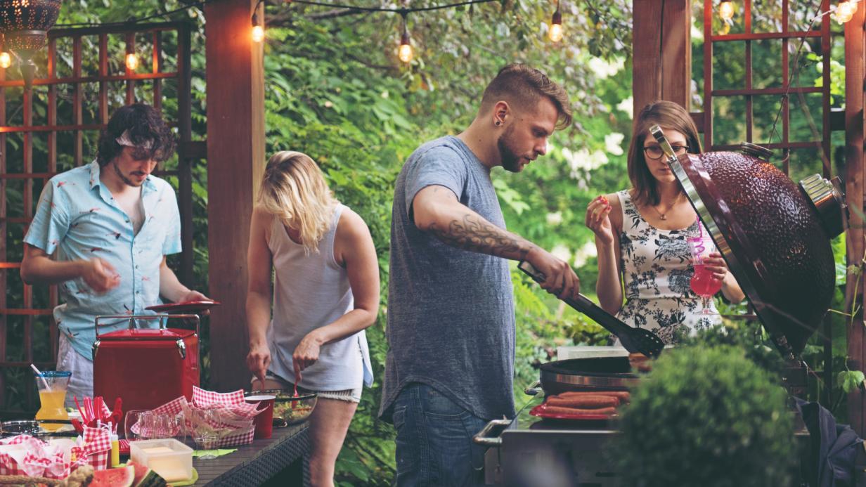 Outdoor Küche Aus Usa : Grillen 2.0: die neue lust auf das kochen im garten kurier.at