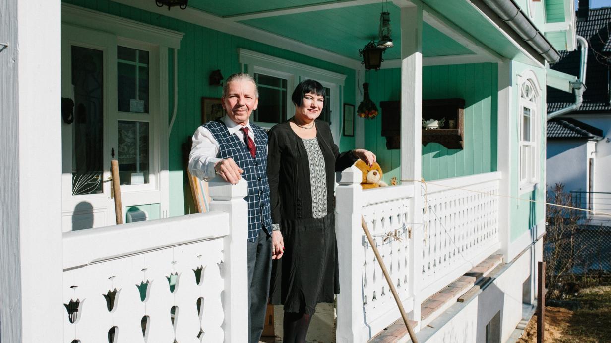 Stadt partnersuche aus veitsch, Lockenhaus leute aus