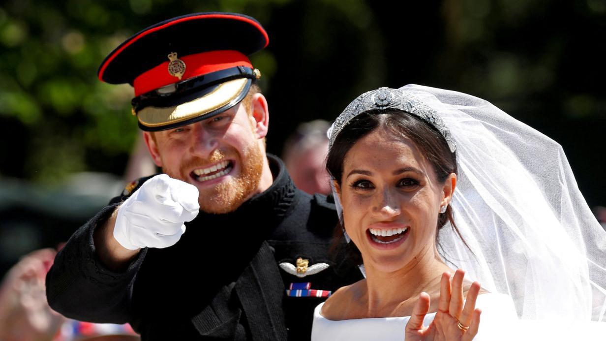 Warum Prinz Harry Meghan trotz Scheidung heiraten durfte