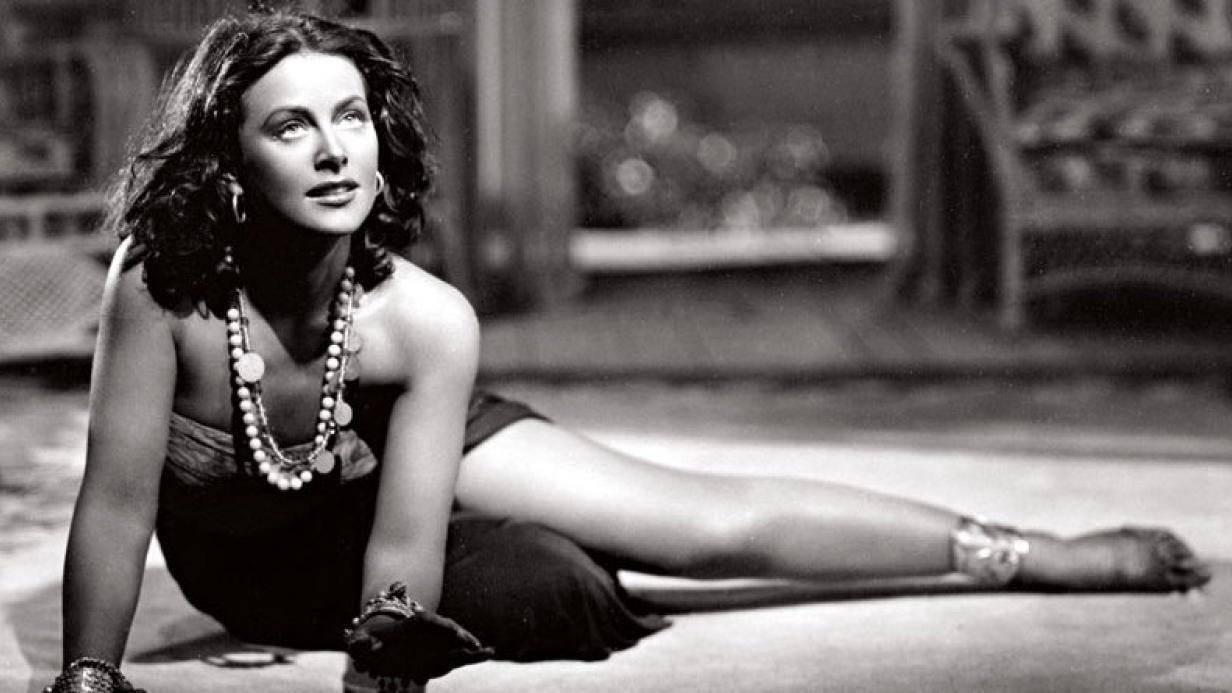 Hedy Lamarr  nackt