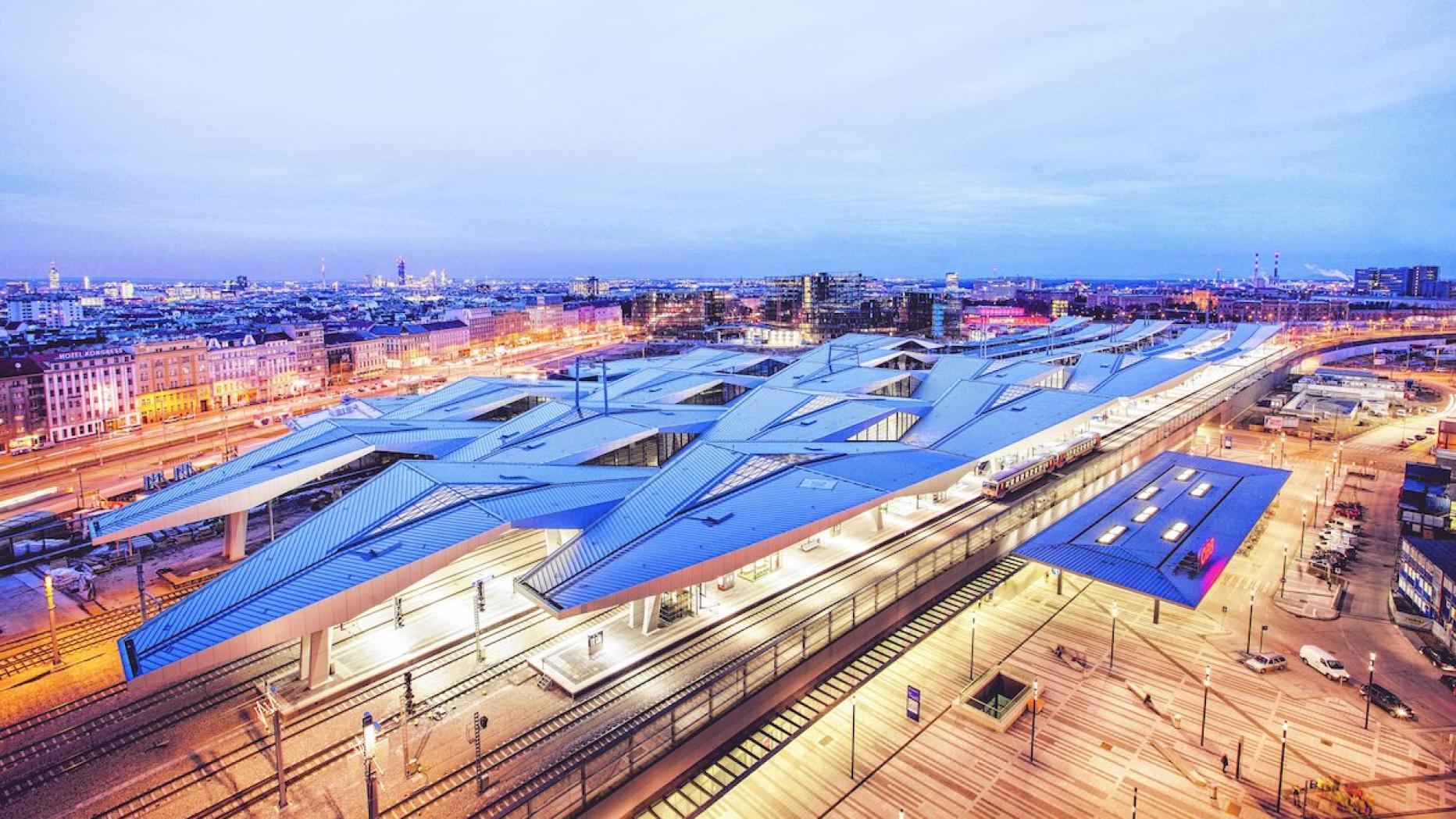 Der Westbahnhof Ist Nicht Mehr Haupt Bahnhof Kurierat