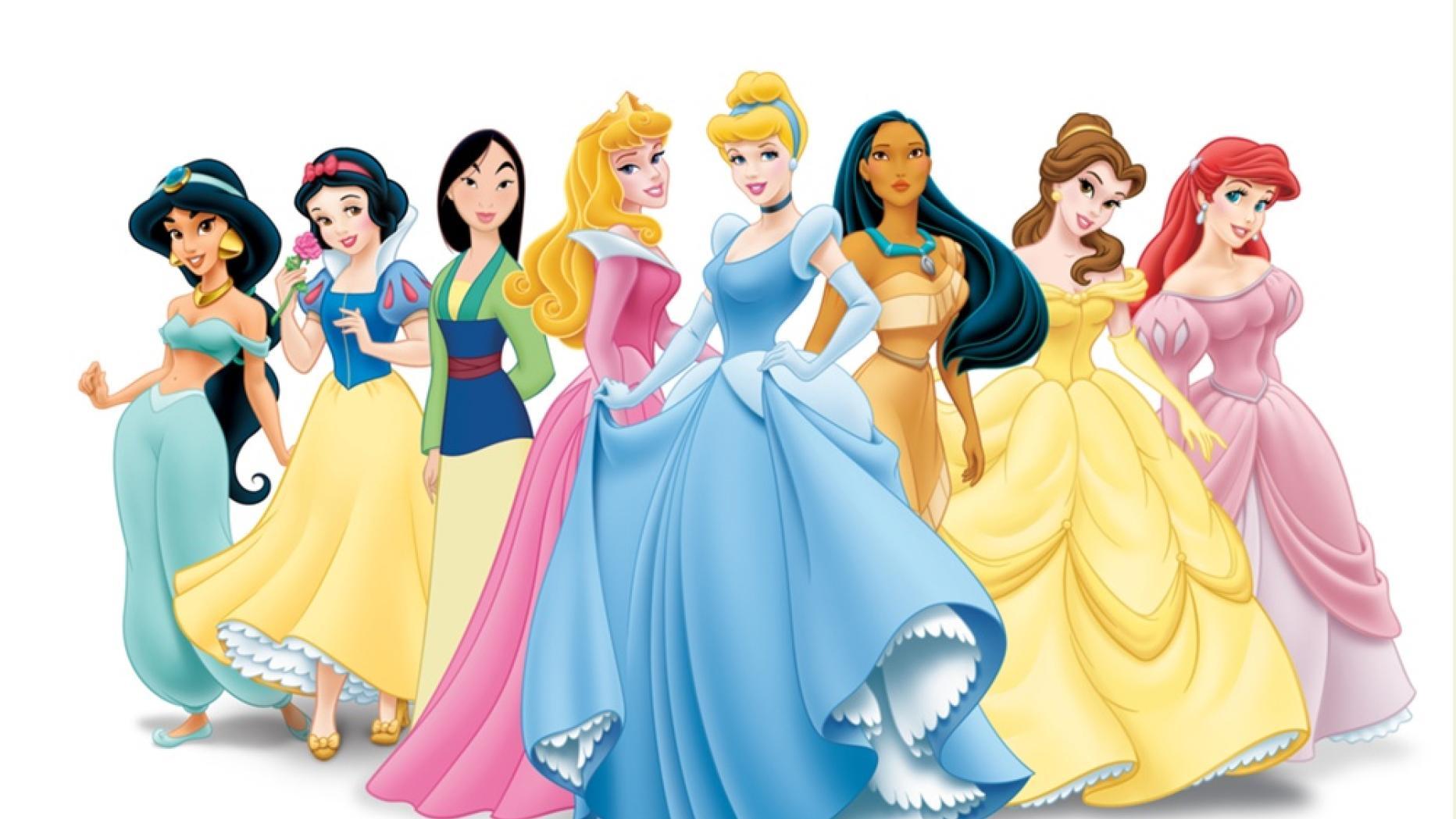 Sex disney prinzessinnen Sexy Disney