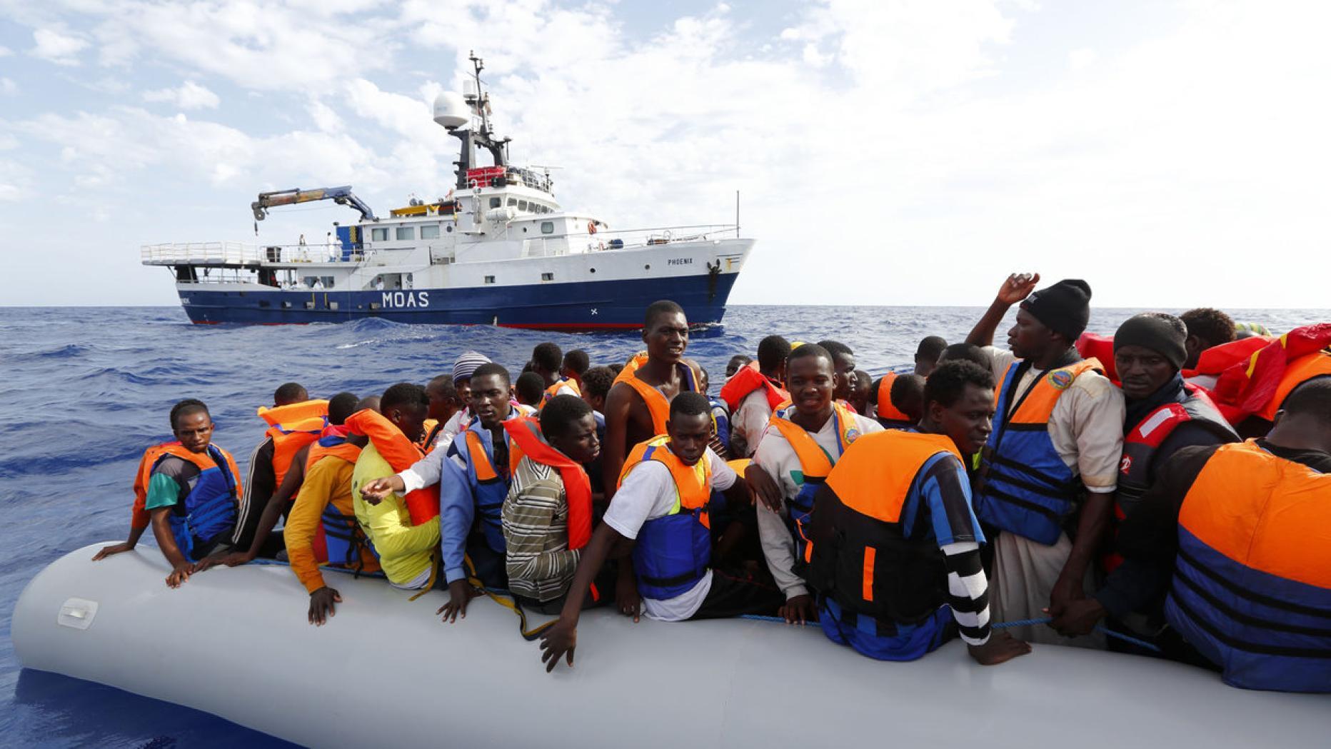 Sex anbieten flüchtlingen Wird Berlin
