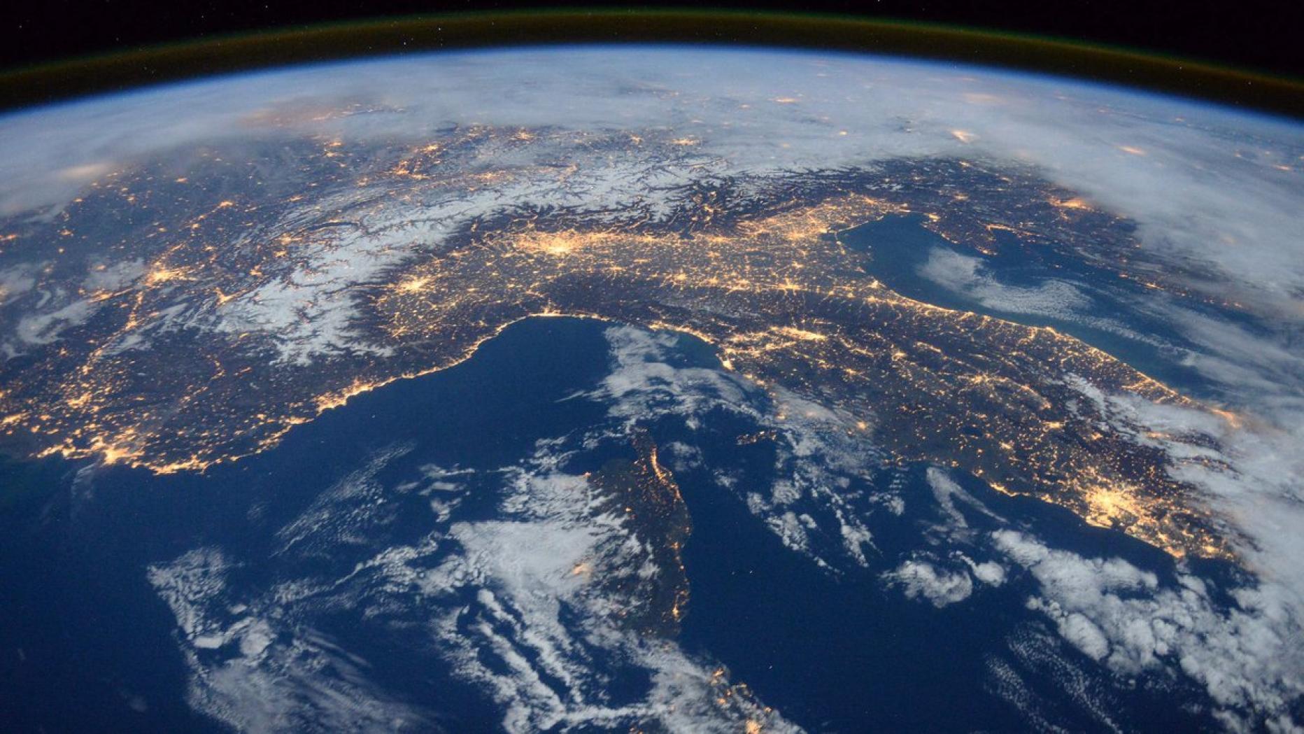 Lichtverschmutzung Karte Welt.Immer Weniger Menschen Sehen Den Sternenhimmel Kurier At