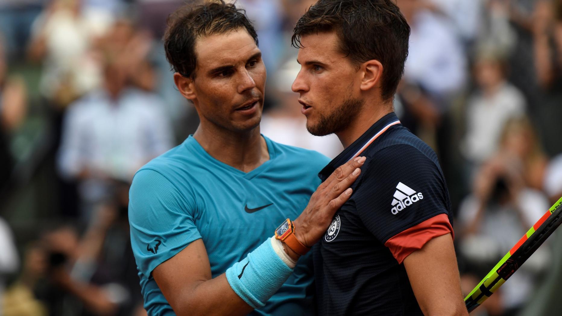 US-Open-Viertelfinale: Was für Thiem spricht, was für Nadal | kurier.at