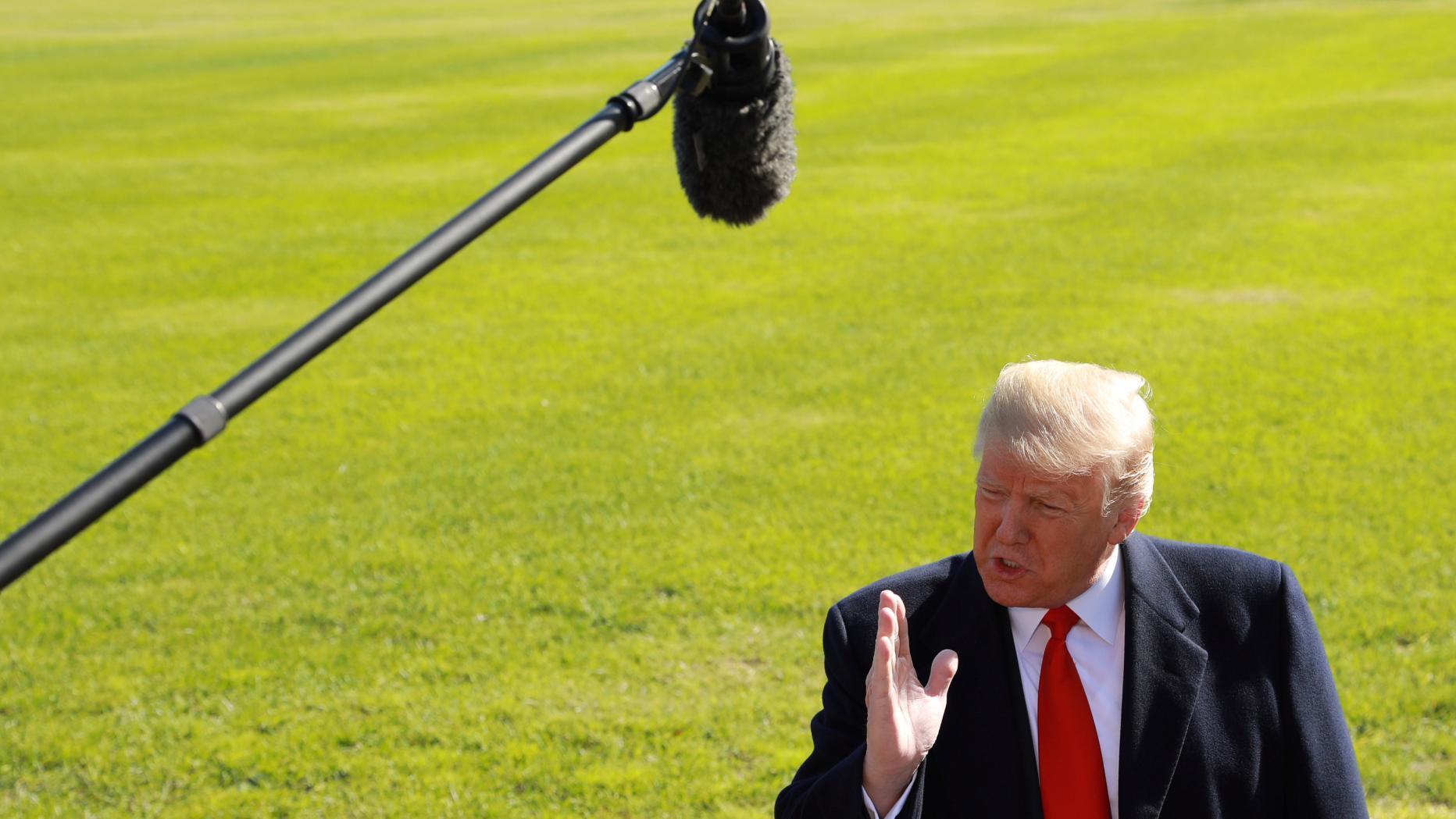 Trump droht mit Ausbau von Atomwaffen-Arsenal