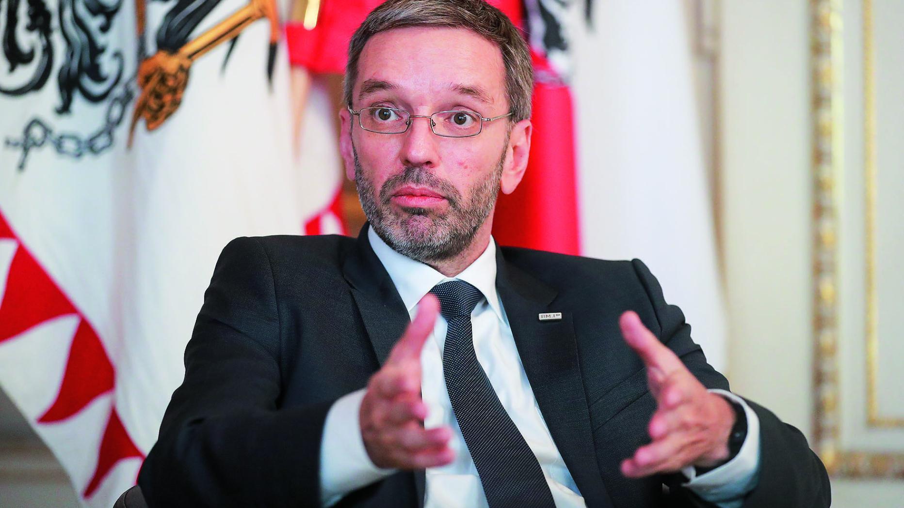 """Kickl reist nach Moskau: """"Russland ein wichtiger Partner"""""""
