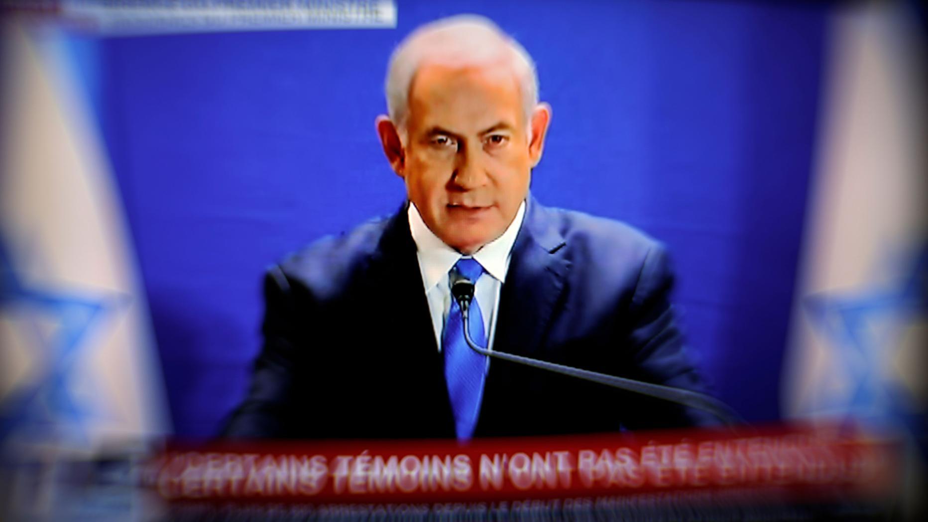 Netanyahu will in Korruptionsfällen Konfrontation mit Kronzeugen