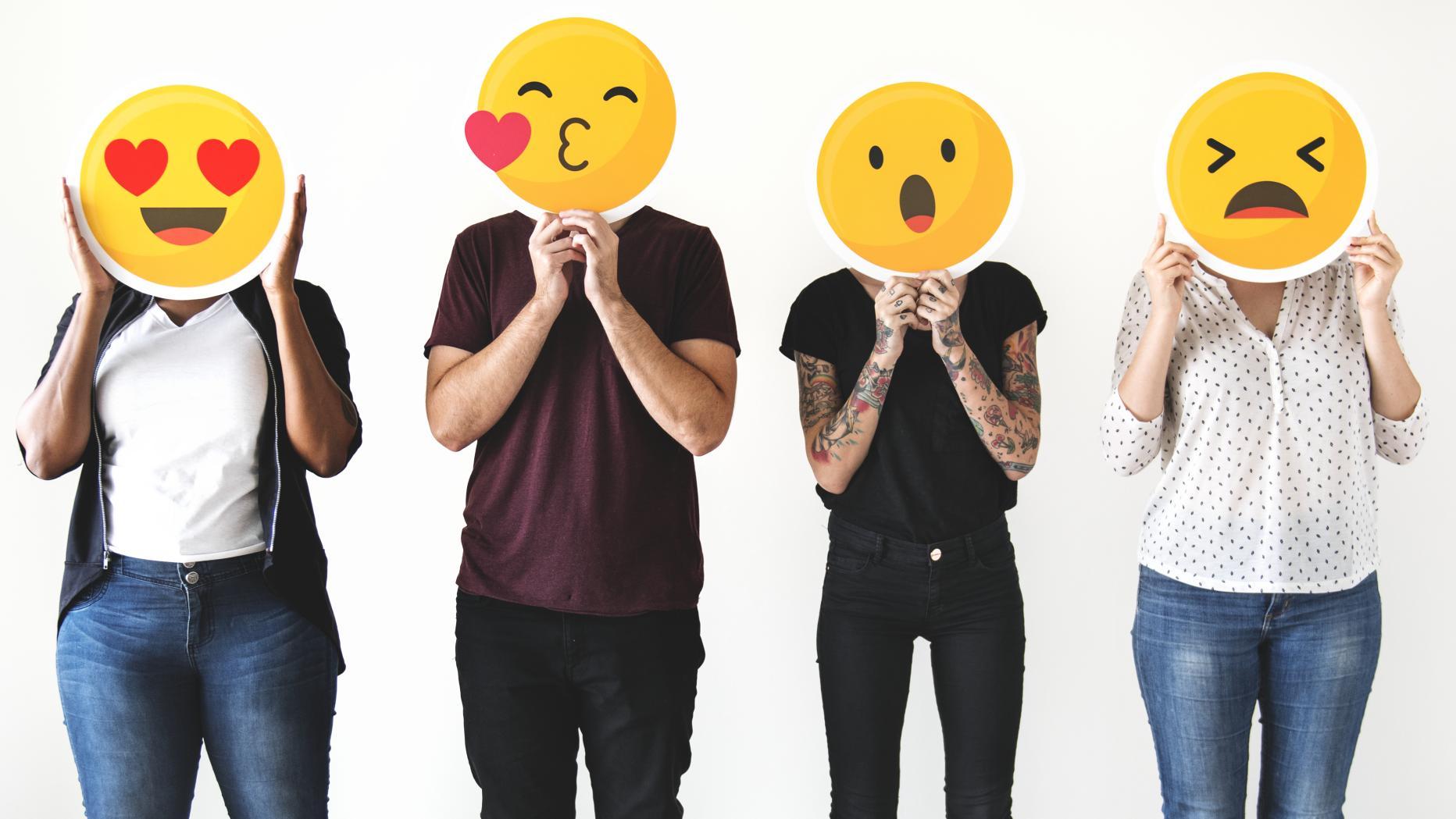 Was bedeutet ein zwinker smiley