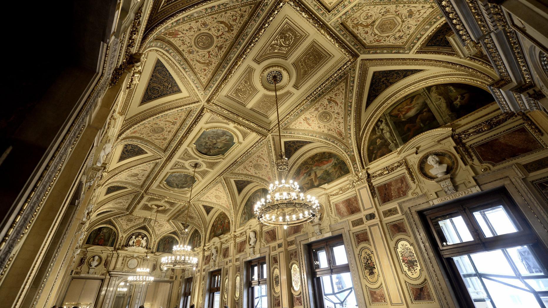 Historische Gebäude Es Ist Nicht Alles Gold Was Glänzt