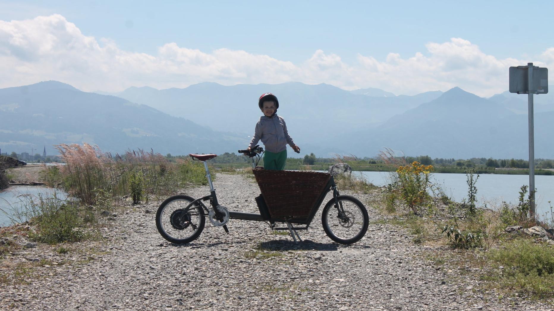Lass los: Wie Kinder das Fahrradfahren lernen | kurier.at