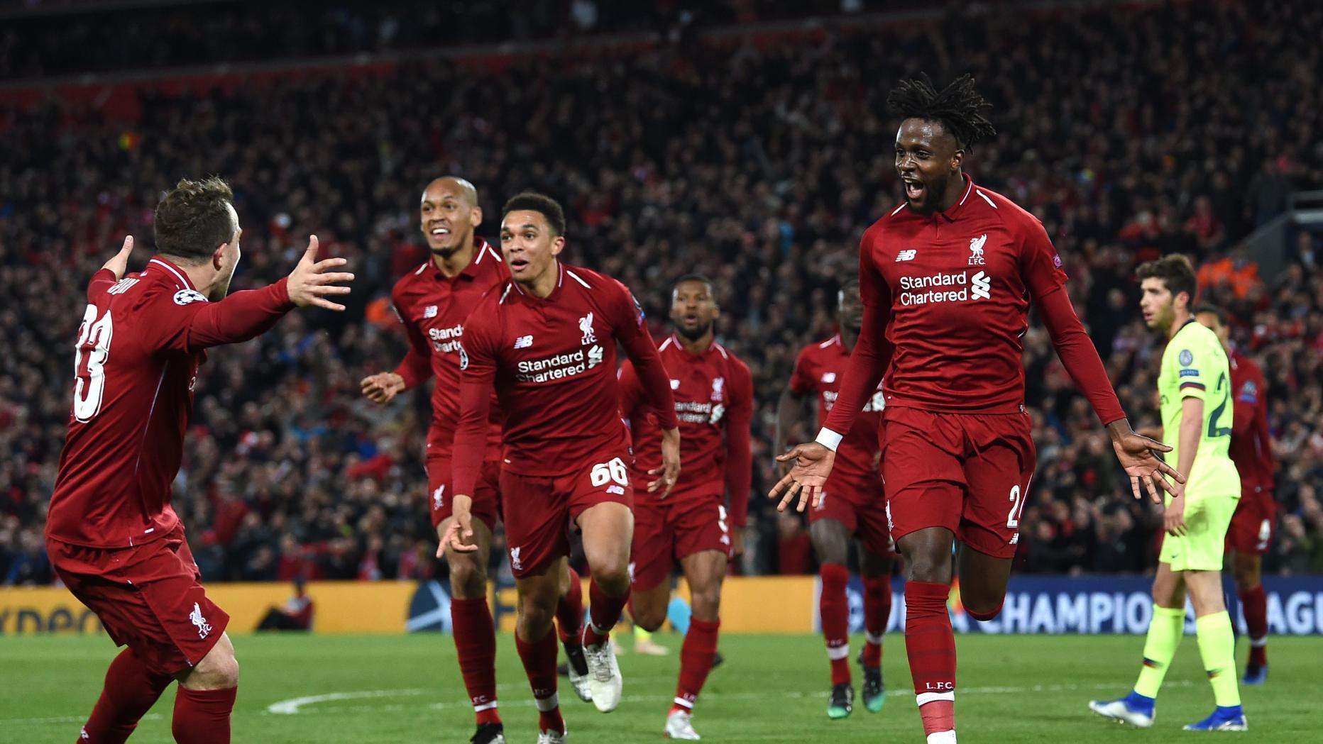 Kemenangan Liverpool Inspirasi Perdana Mentri Inggris