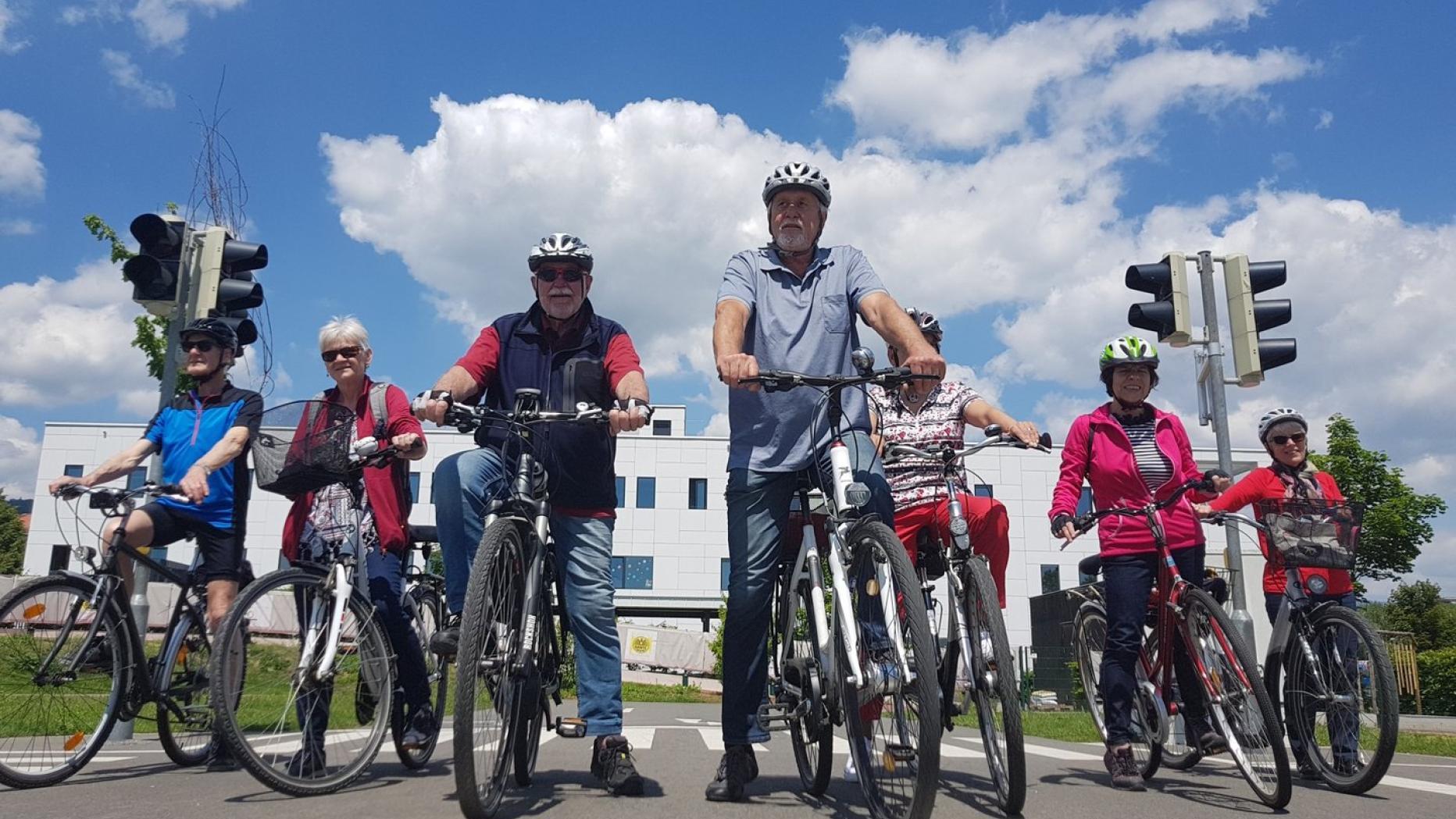 fahrrad überfährt kind