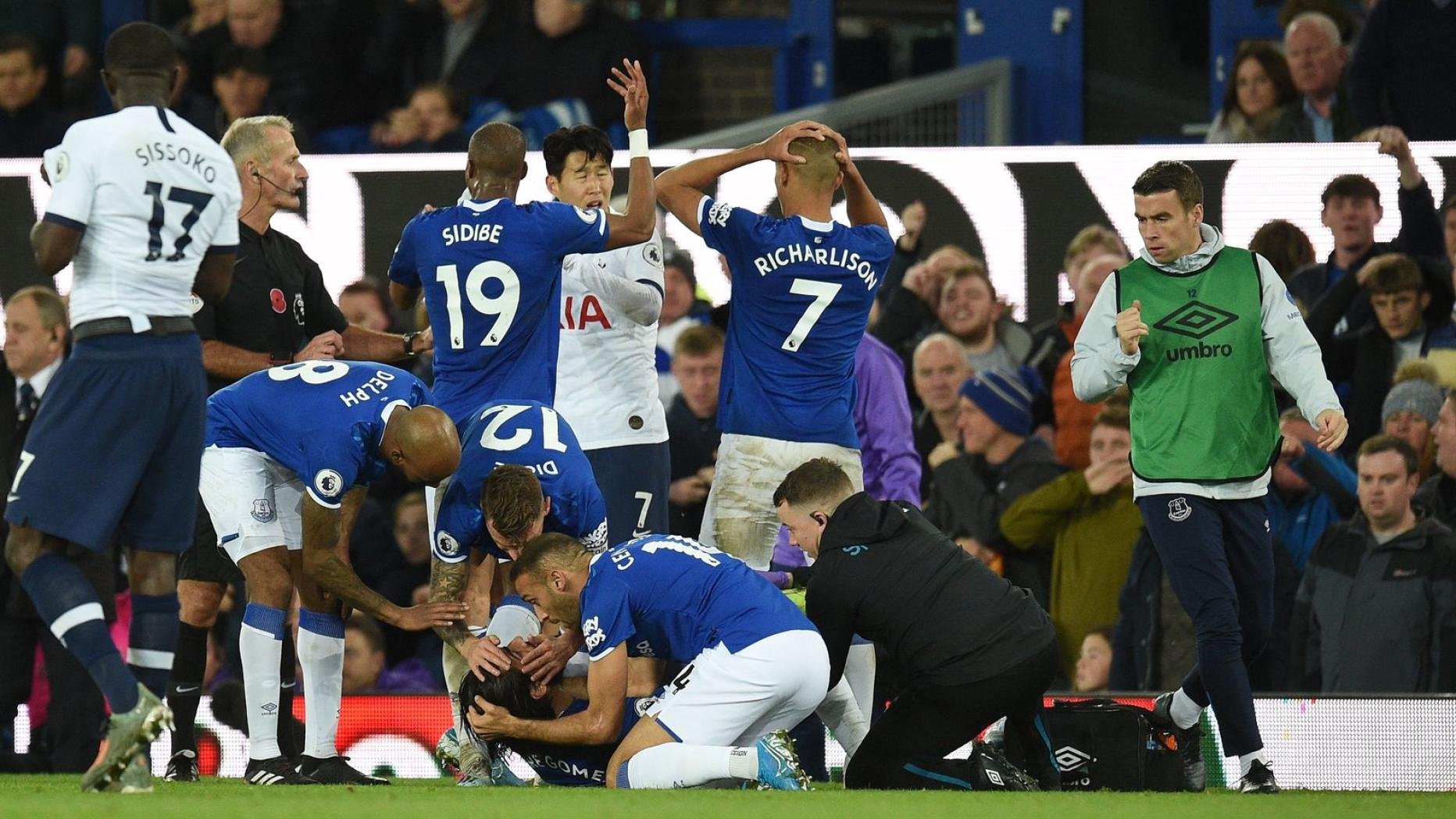 Eine Schwere Verletzung Schockt Die Premier League Kurier At