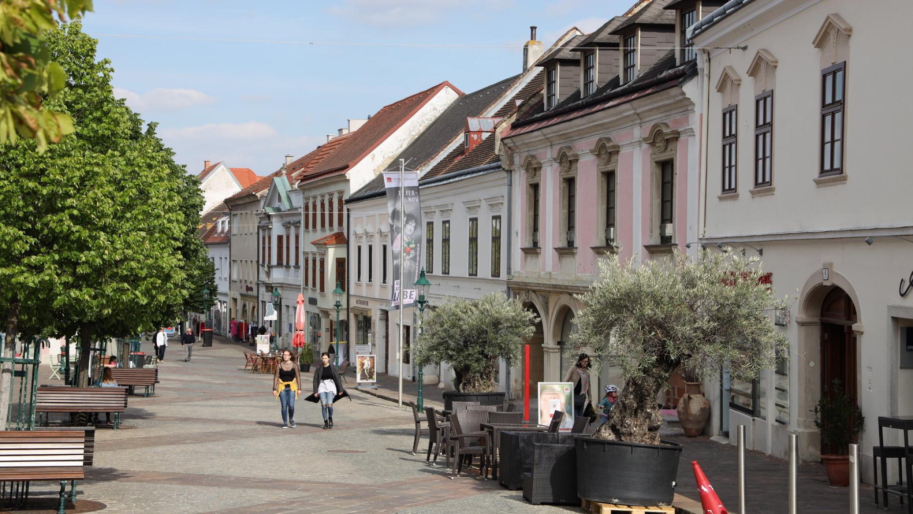 Kontaktanzeigen Eisenstadt Umgebung Partnersuche