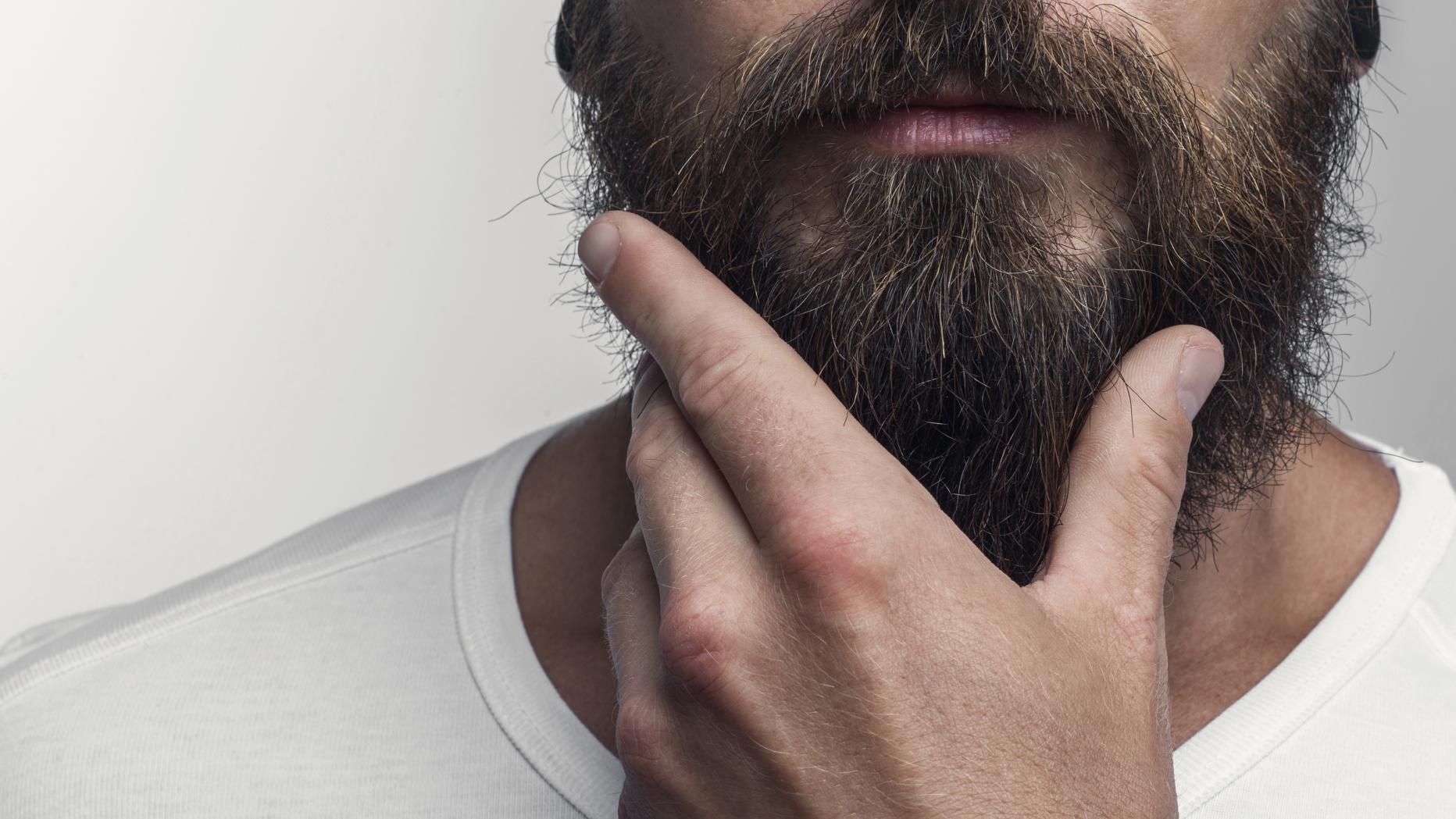 Haben bärte warum männer Warum gibt