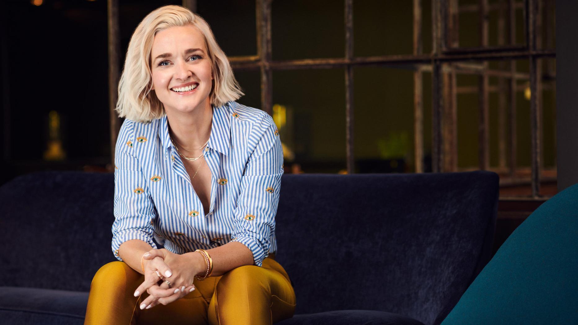 Ariane Alter: Frauen haben in Late-Night-Shows eher eine