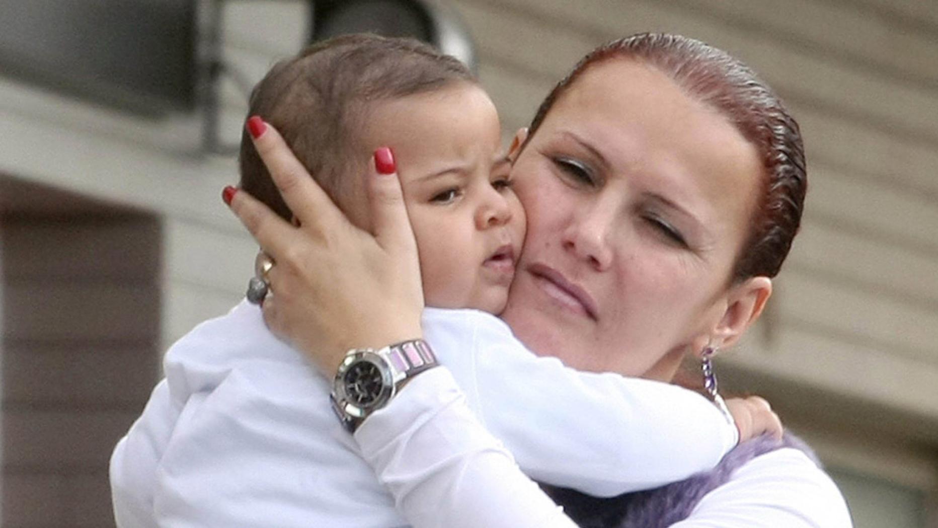 Die Mutter Von Ronaldos Sohn Ist Angeblich Tot Kurier At