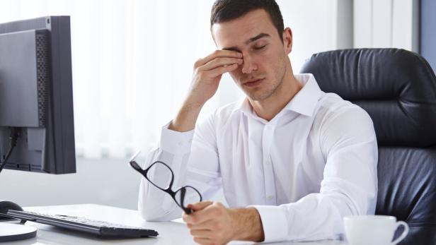 Wie Schlechte Luft Im Büro Die Augen Krank Macht Kurierat