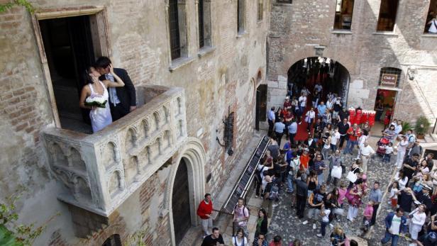 Blick Auf Romeo Und Julia Balkon Bald Gebuhrenpflichtig Kurier At