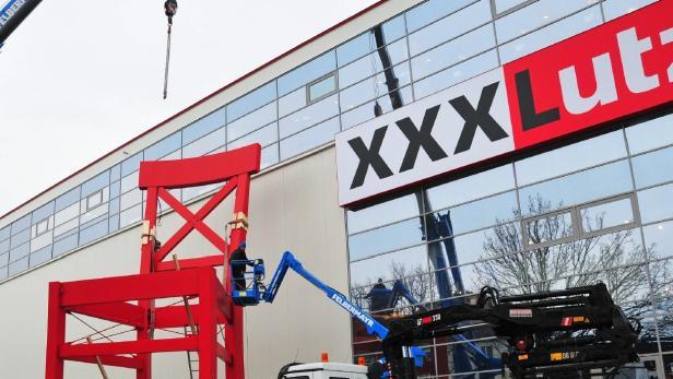 Xxxlutz Möbelt Geschäft In Deutschland Auf Kurierat