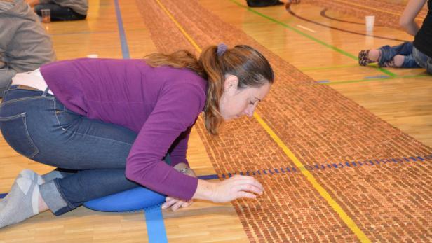 Die Langste Munzschlange Der Welt Kurier At