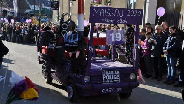 Nach Faschingsumzug In Maissau Ermittlungen Eingestellt Kurier At