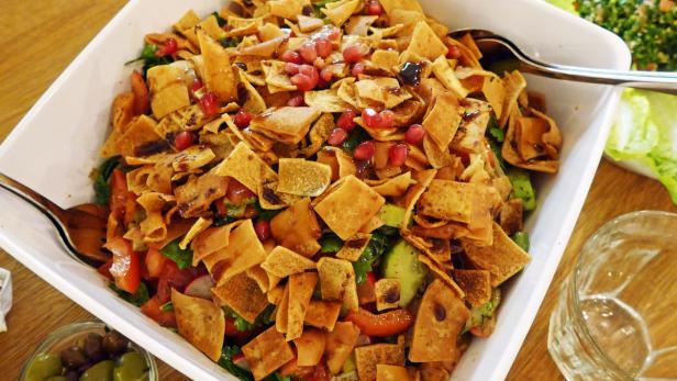 Syrische Küche: So schmeckt die Heimat der Flüchtlinge ...