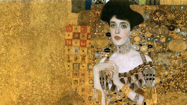 Klimt Die Frau In Gold
