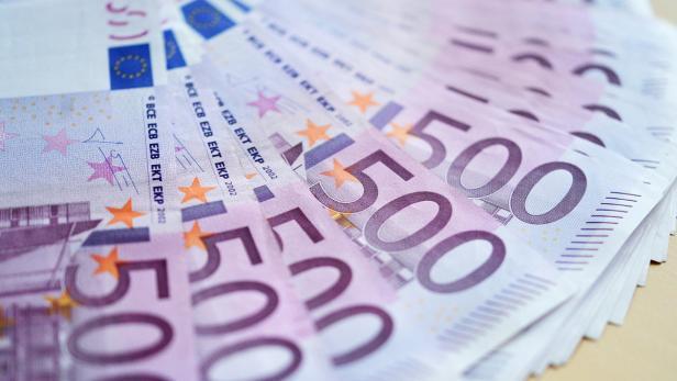 Ezb 500 Euro Schein Wird Abgeschafft Kurier At